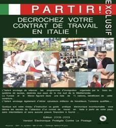 Contrat de travail agricole en italie